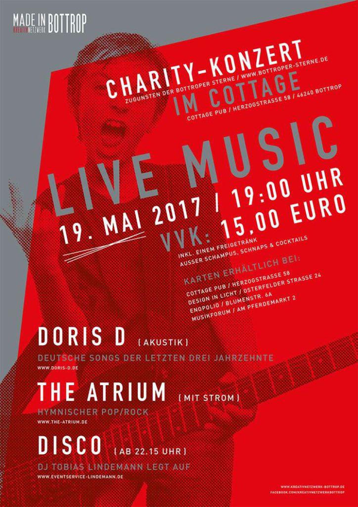 Kreativ Netzwerk Charity Konzert